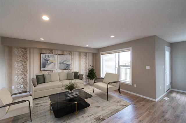1075 Rosenthal Boulevard, Edmonton, AB T5T 7G5 (#E4244002) :: Initia Real Estate