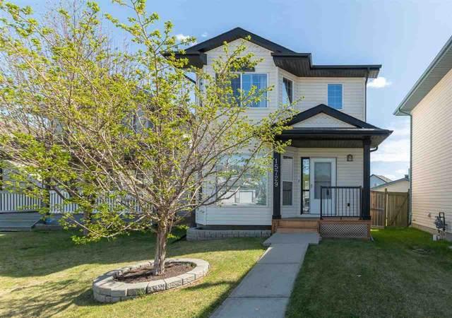 15729 141 Street, Edmonton, AB T6V 1T4 (#E4244011) :: Initia Real Estate
