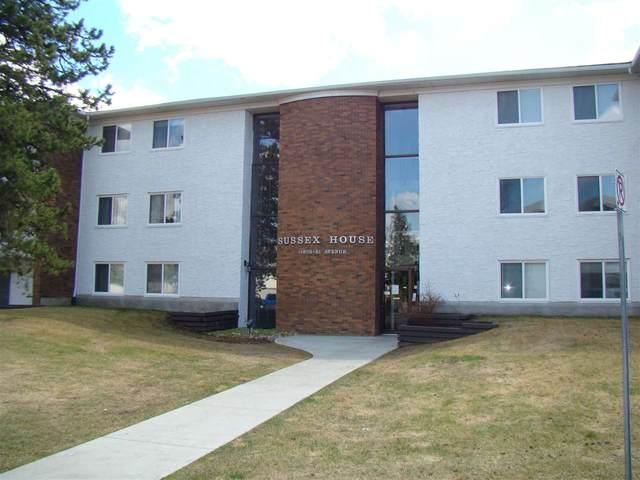 304 14825 51 Avenue, Edmonton, AB T6H 5G4 (#E4244015) :: Initia Real Estate