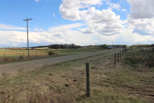 57032 Rr 50, Rural Lac Ste. Anne County, AB T0E 0J0 (#E4244016) :: Initia Real Estate