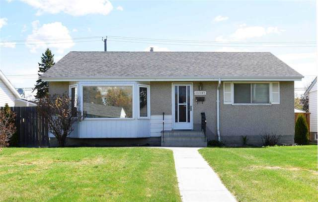 13307 135 Street, Edmonton, AB T5L 1Y8 (#E4244021) :: The Good Real Estate Company