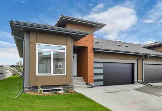 23 4517 190A Street, Edmonton, AB T6M 0R4 (#E4244026) :: Initia Real Estate