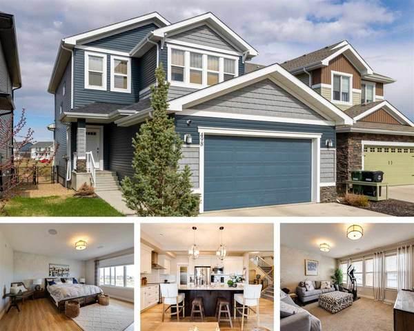498 Roberts Crescent, Leduc, AB T9E 1B2 (#E4244043) :: Initia Real Estate
