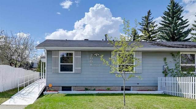 2008 55 Street, Edmonton, AB T6L 3E6 (#E4244047) :: Initia Real Estate