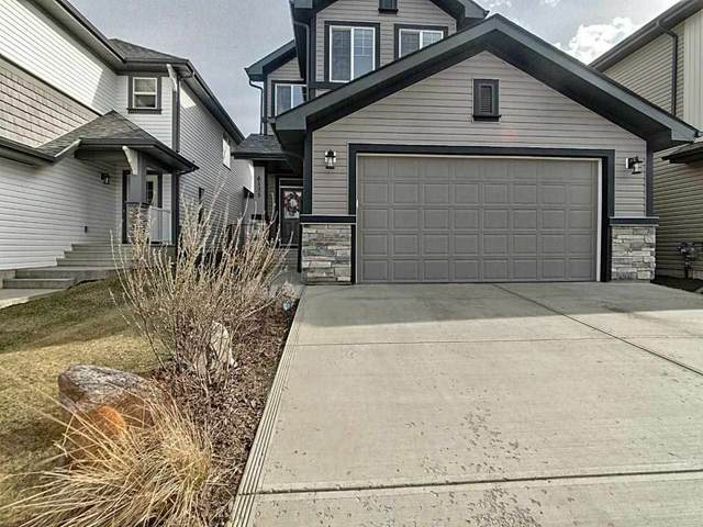6135 175 Avenue, Edmonton, AB T5Y 3N7 (#E4244052) :: Initia Real Estate