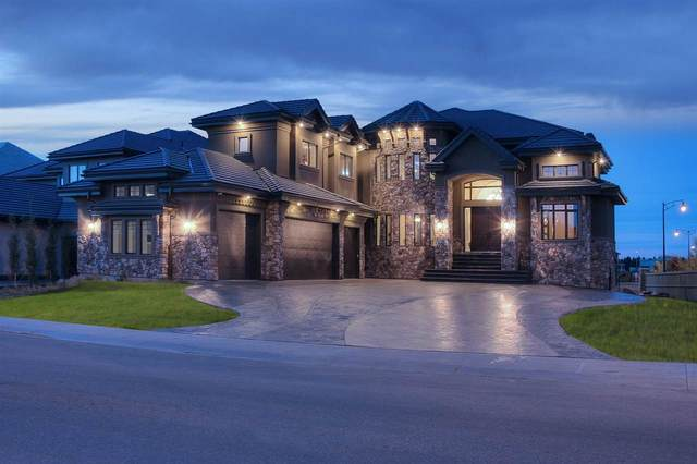 3104 Watson Green, Edmonton, AB T6W 0P2 (#E4244065) :: Initia Real Estate