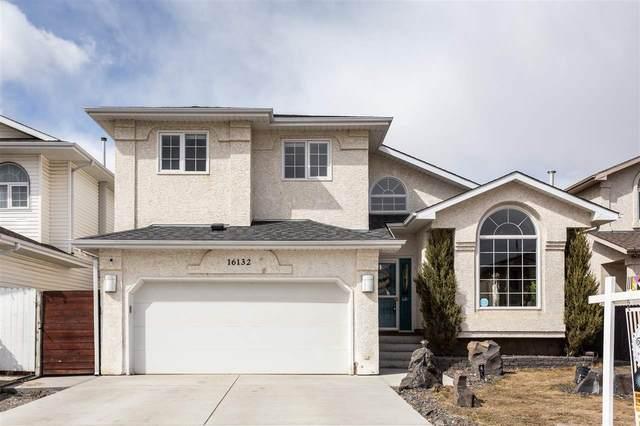 16132 57A Street, Edmonton, AB T5Y 2T1 (#E4244072) :: Initia Real Estate