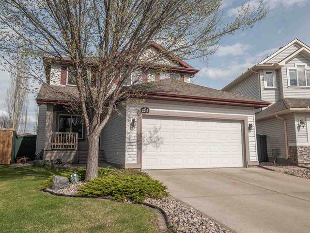 2015 124 Street, Edmonton, AB T6W 0A1 (#E4244074) :: Initia Real Estate