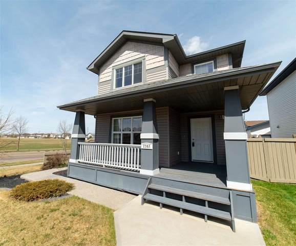 2348 28 Avenue, Edmonton, AB T6T 0A4 (#E4244079) :: Initia Real Estate