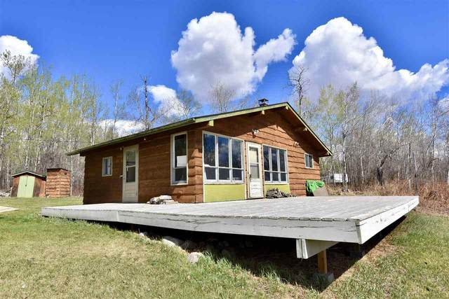 52 Point Drive, Rural St. Paul County, AB T0A 3A0 (#E4244080) :: Initia Real Estate