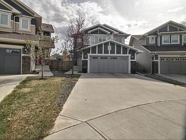 3359 Cutler Crescent, Edmonton, AB T6W 2N4 (#E4244084) :: Initia Real Estate