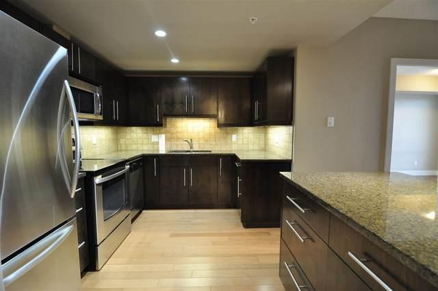 803 6608 28 Avenue, Edmonton, AB T6K 2R1 (#E4244093) :: The Foundry Real Estate Company