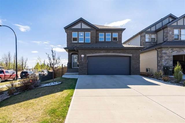36 Garneau Gate, Spruce Grove, AB T7X 0M6 (#E4244094) :: Initia Real Estate