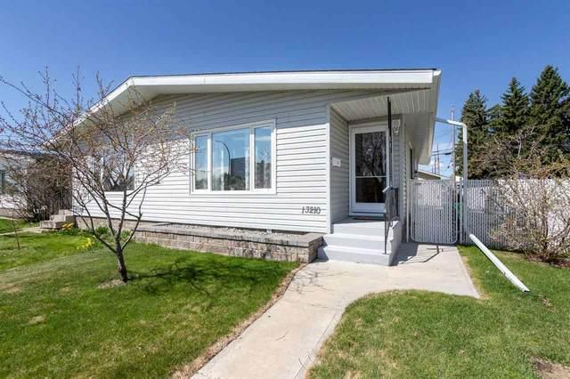 13210 72 Street, Edmonton, AB T5C 0R2 (#E4244098) :: Initia Real Estate