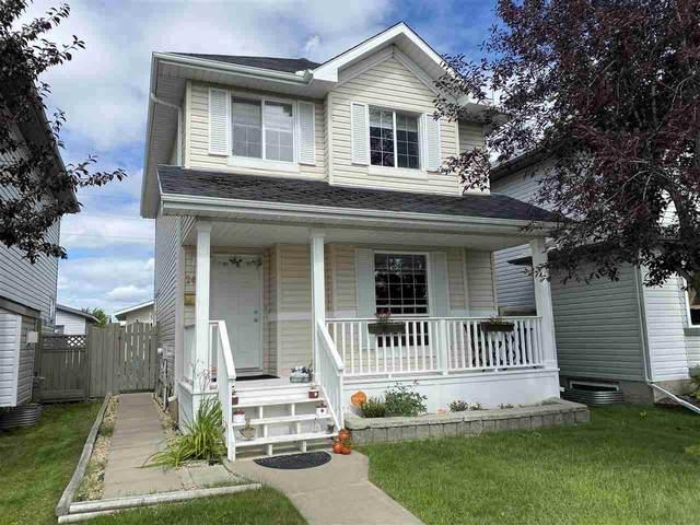 2428 30 Avenue, Edmonton, AB T6T 1Z9 (#E4244110) :: Initia Real Estate