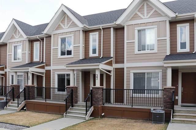 37 1150 Windermere Way NW, Edmonton, AB T6W 2B6 (#E4244113) :: Initia Real Estate