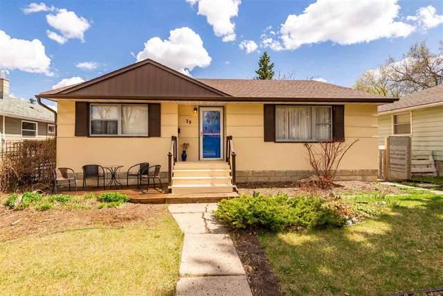 10639 148 Street, Edmonton, AB T5N 3G9 (#E4244115) :: Initia Real Estate