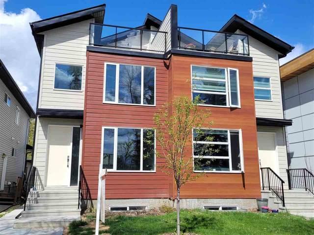 2 11326 78 Avenue, Edmonton, AB T6G 0M9 (#E4244117) :: Initia Real Estate