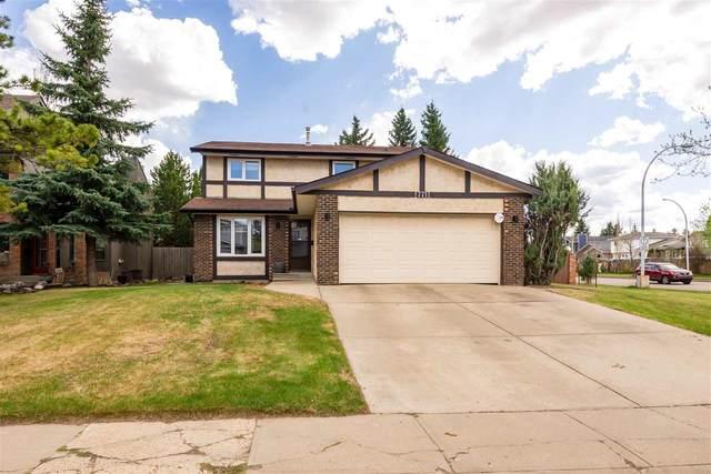 17711 55 Avenue, Edmonton, AB T6M 1C8 (#E4244121) :: Initia Real Estate