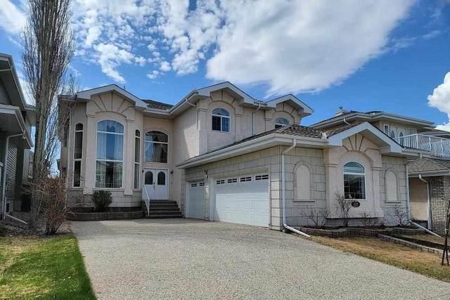 917 Thompson Place, Edmonton, AB T6R 3K4 (#E4244129) :: Initia Real Estate