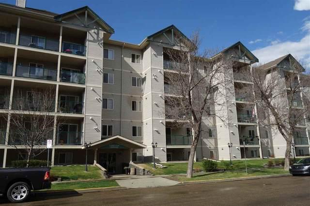 305 4806 48 Avenue, Leduc, AB T9E 8S2 (#E4244136) :: Initia Real Estate