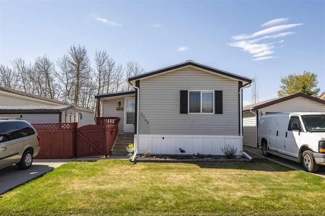 2849 Lakeside Close, Edmonton, AB T5S 1T7 (#E4244139) :: Initia Real Estate