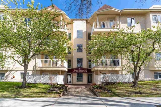 101 9138 83 Avenue, Edmonton, AB T6C 1B7 (#E4244143) :: The Good Real Estate Company