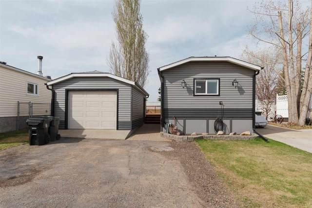 134 Springfield Crescent, Spruce Grove, AB T7X 3H8 (#E4244146) :: Initia Real Estate