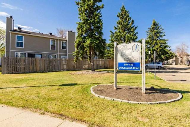 594 Saddleback Road, Edmonton, AB T6J 4Z3 (#E4244162) :: Initia Real Estate