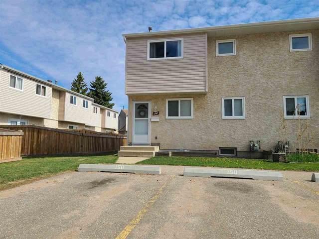150 5231 51 Street, Bon Accord, AB T0A 0K0 (#E4244168) :: Initia Real Estate