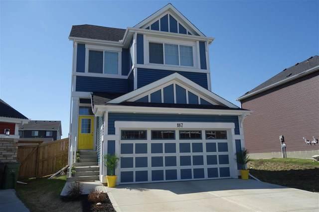 187 Sturtz Bend, Leduc, AB T9E 1E1 (#E4244169) :: Initia Real Estate
