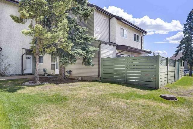 5C Meadowlark Village, Edmonton, AB T5R 5X3 (#E4244170) :: Initia Real Estate