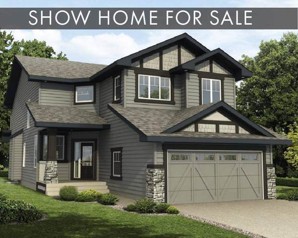 6922 Johnnie Caine Way, Edmonton, AB T5E 6W4 (#E4244171) :: Initia Real Estate