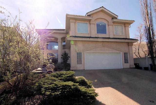 1041 Carter Crest Road, Edmonton, AB T6R 2M6 (#E4244173) :: Initia Real Estate