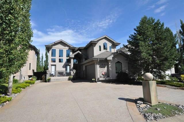 2465 Tegler Green, Edmonton, AB T6R 3K3 (#E4244181) :: Initia Real Estate
