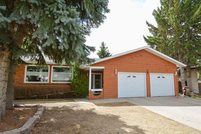 39 Ash Crescent, St. Albert, AB T8N 3J6 (#E4244191) :: Initia Real Estate