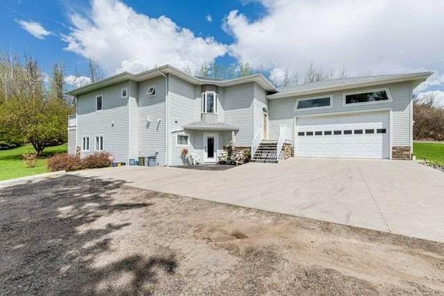 180 2032 HWY 622, Rural Leduc County, AB T0C 2P0 (#E4244196) :: Initia Real Estate