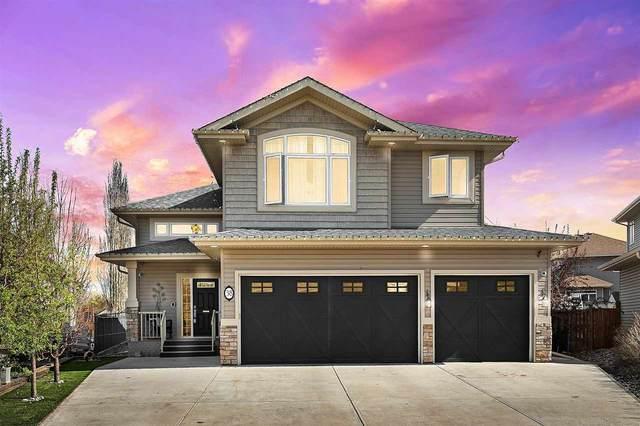 38 Longview Point(E), Spruce Grove, AB T7X 0H4 (#E4244204) :: Initia Real Estate