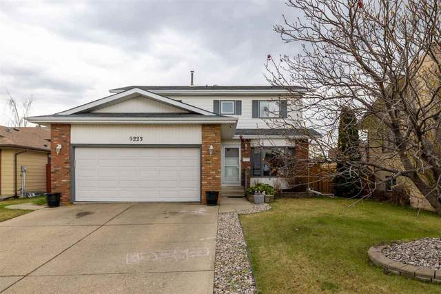 9223 171 Avenue, Edmonton, AB T5Z 2N6 (#E4244210) :: Initia Real Estate