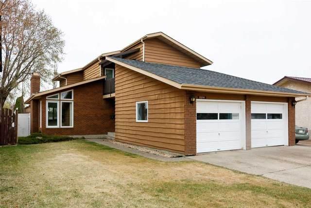 3514 Hillview Crescent NW, Edmonton, AB T6L 1C4 (#E4244223) :: Initia Real Estate