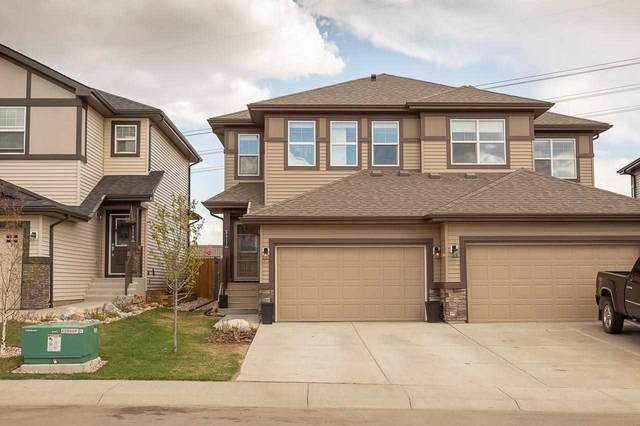 8417 Cushing Court, Edmonton, AB T6W 3L3 (#E4244229) :: Initia Real Estate