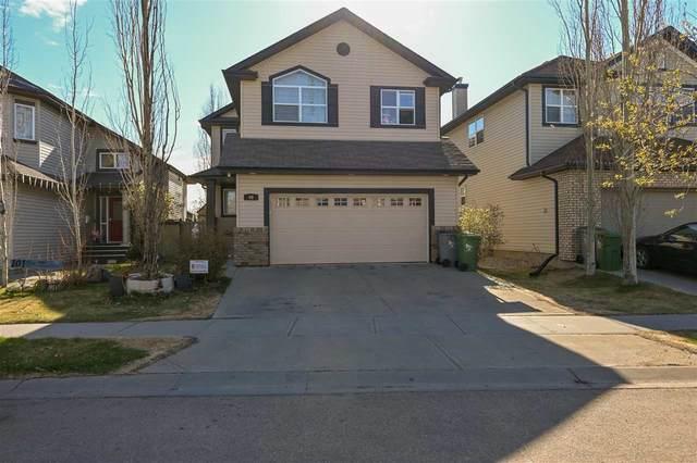 99 Rue Moreau, Beaumont, AB T4X 1V7 (#E4244231) :: Initia Real Estate