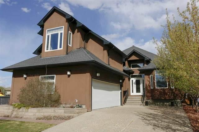 111 Tegler Gate, Edmonton, AB T6R 3A4 (#E4244243) :: Initia Real Estate