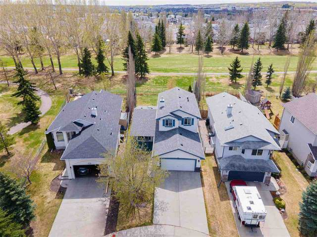 2255 Brennan Court, Edmonton, AB T5T 6M3 (#E4244248) :: The Good Real Estate Company