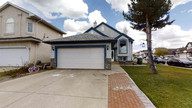 4107 29 Street, Edmonton, AB T6T 1M4 (#E4244256) :: Initia Real Estate