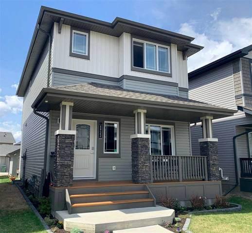6922 Cardinal Wynd SW, Edmonton, AB T6W 2Y3 (#E4244265) :: Initia Real Estate