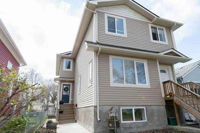 1 11512 92 Street, Edmonton, AB T5G 0Z7 (#E4244272) :: Initia Real Estate