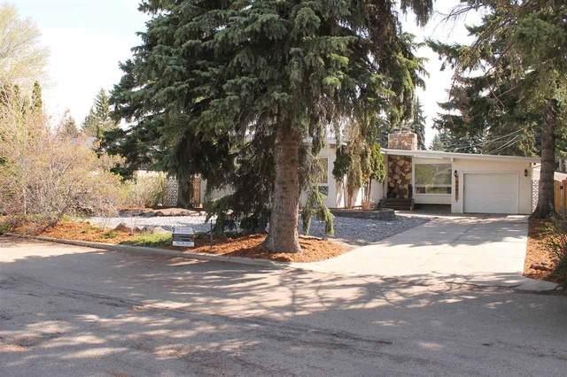 8803 142 Street, Edmonton, AB T5R 0M3 (#E4244278) :: Initia Real Estate