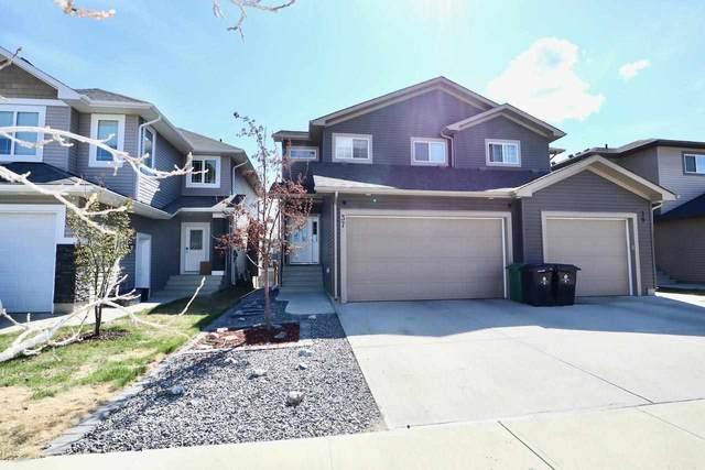 37 Richmond Link, Fort Saskatchewan, AB T8L 0S2 (#E4244282) :: Initia Real Estate