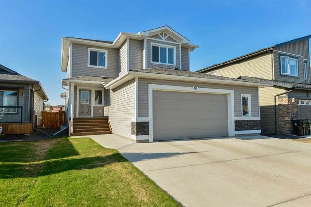 95 Hilldowns Drive, Spruce Grove, AB T7X 0J1 (#E4244290) :: Initia Real Estate